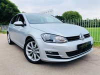 2013 VOLKSWAGEN GOLF 2.0 GT TDI BLUEMOTION TECHNOLOGY 5d 148 BHP £11500.00