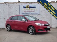 USED 2014 14 CITROEN C4 1.6 E-HDI AIRDREAM SELECTION 5d 115 BHP