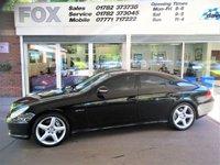 2007 MERCEDES-BENZ CLS CLASS 6.2 CLS63 AMG 4d 507 BHP £12975.00