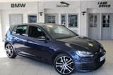 USED 2015 15 VOLKSWAGEN GOLF 2.0 GTD 5d 181 BHP FULL SERVICE HISTORY + BLUETOOTH + £20 ROAD TAX + DAB RADIO + 18 INCH ALLOYS + PARKING SENSORS + CRUISE CONTROL