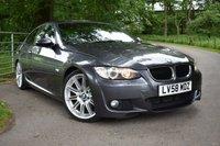 2008 BMW 3 SERIES 2.0 320D M SPORT 2d 175 BHP £5495.00