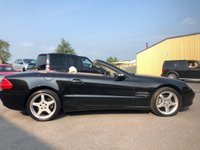 USED 2004 MERCEDES-BENZ SL 3.7 SL350 2d AUTO 245 BHP Stunning Car, Low Miles, Great Spec