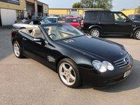 2004 MERCEDES-BENZ SL 3.7 SL350 2d AUTO 245 BHP £9990.00