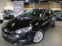 2014 VAUXHALL ASTRA 1.7 EXCITE CDTI 5d 108 BHP £5990.00