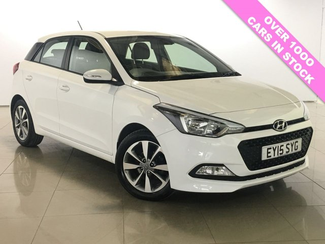 View our 2015 15 HYUNDAI I20 1.4 GDI SE 5d 99 BHP