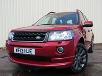 USED 2013 13 LAND ROVER FREELANDER 2.2 TD4 DYNAMIC 5d 150 BHP