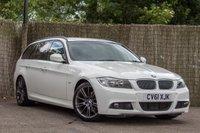 2011 BMW 3 SERIES 2.0 320D SPORT PLUS EDITION TOURING 5d 181 BHP £8000.00