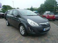 2012 VAUXHALL CORSA 1.2 SE ECOFLEX S/S 5d 83 BHP £4499.00