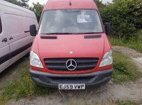 2010 MERCEDES-BENZ SPRINTER 2.1 311 CDI LWB 1d 109 BHP £SOLD
