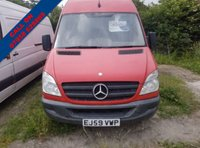 USED 2010 59 MERCEDES-BENZ SPRINTER 2.1 311 CDI LWB 1d 109 BHP PRICED TO CLEAR FIRST TO SEE WILL BUY