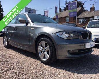 2010 BMW 1 SERIES 2.0 118D SE 5d 141 BHP £8995.00