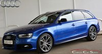USED 2015 65 AUDI A4 2.0TDi S-LINE BLACK EDITION QUATTRO AVANT 6-SPEED 187 BHP