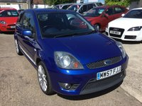 USED 2008 57 FORD FIESTA 2.0 ST 16V 3d 148 BHP