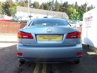 USED 2005 55 LEXUS IS 2.5 SE 4dr FULL LEATHER+FULL MOT+VALUE