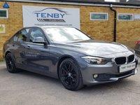 2013 BMW 3 SERIES 2.0 320D SE 4d AUTO 182 BHP £10489.00