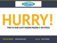 USED 2015 15 MAZDA MAZDA 5 1.6 D SPORT VENTURE EDITION 5d 113 BHP