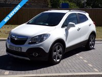 USED 2014 63 VAUXHALL MOKKA 1.7 SE CDTI S/S 5d 128 BHP Full Leather Trim!!!
