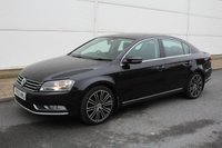 USED 2012 12 VOLKSWAGEN PASSAT 2.0 SE TDI BLUEMOTION TECHNOLOGY DSG 4d AUTO 139 BHP