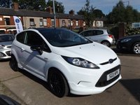 2011 FORD FIESTA 1.2 EDGE 3d 81 BHP £4995.00
