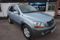 2009 KIA SORENTO 2.5 XS 5d AUTO 168 BHP,HEATED LEATHER,CRUISE,FULL SERVICE HISTORY £7495.00
