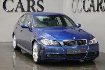 2006 BMW 3 SERIES 2.5 325I M SPORT 4d 215 BHP £4495.00
