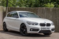 2015 BMW 1 SERIES 1.5 116D SPORT 3d 114 BHP £12500.00