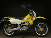 USED 2003 03 SUZUKI DRZ 400 S SK3. 217 MILES. DRY STORED. JUST SERVICED. A RARE FIND
