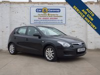 USED 2010 10 HYUNDAI I30 1.6 COMFORT CRDI 5d AUTO 115 BHP Full Service History A/C AUTO 0% Deposit Finance Available
