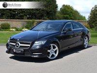 USED 2012 12 MERCEDES-BENZ CLS CLASS 2.1 CLS250 CDI SPORT AMG 4d 204 BHP