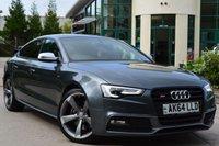 2014 AUDI A5 3.0 S5 SPORTBACK TFSI QUATTRO BLACK EDITION 5d AUTO 333 BHP £23995.00