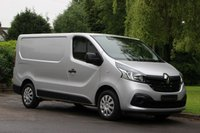 2015 RENAULT TRAFIC 1.6 SL27 BUSINESS PLUS ENERGY DCI S/R P/V 1d 120 BHP £11490.00