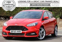 2015 FORD FOCUS 2.0 ST-2 TDCI 5d 183 BHP £SOLD
