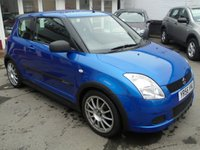 2006 SUZUKI SWIFT 1.3 GL 3d 91 BHP £SOLD
