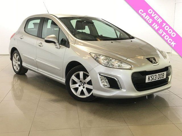 View our 2013 13 PEUGEOT 308 1.6 HDI ACTIVE NAVIGATION VERSION 5d 92 BHP