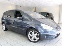 2009 FORD S-MAX 2.0 TDCI 143 BHP TITANIUM 5d £5785.00