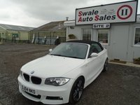 USED 2009 09 BMW 1 SERIES 2.0 118D M SPORT 2d 141 BHP £40 PER WEEK OVER 5 YEARS, NO DEPOSIT - SEE FINANCE LINK