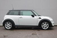 2013 MINI HATCH COOPER 1.6 COOPER D 3d 112 BHP