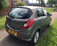 USED 2014 14 VAUXHALL CORSA 1.2 SE 5d 83 BHP HEATED FRONT SEATS, AND HEATED LEATHER STEERING WHEEL: