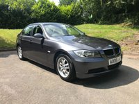 USED 2008 08 BMW 3 SERIES 2.0 320I ES 4d 148 BHP BUY NOW FOR LESS THAN £100 pcm