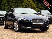 USED 2015 15 JAGUAR XF 2.2 D LUXURY 4d AUTO 163 BHP