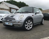 USED 2005 55 MINI HATCH ONE 1.4 ONE D 3d **P/X TO CLEAR**