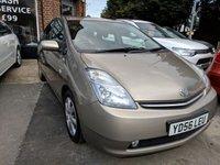 2006 TOYOTA PRIUS 1.5 T SPIRIT VVT-I 5d AUTO 77 BHP £4990.00