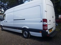USED 2015 15 MERCEDES-BENZ SPRINTER 2.1 313 CDI LWB 1d 129 BHP VERY CLEAN VEHICLE SUPERB DRIVE READY FOR WORK