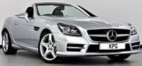 USED 2012 12 MERCEDES-BENZ SLK 1.8 SLK200 BlueEFFICIENCY AMG Sport 7G-Tronic Plus 2dr Immaculate Example SLK ++