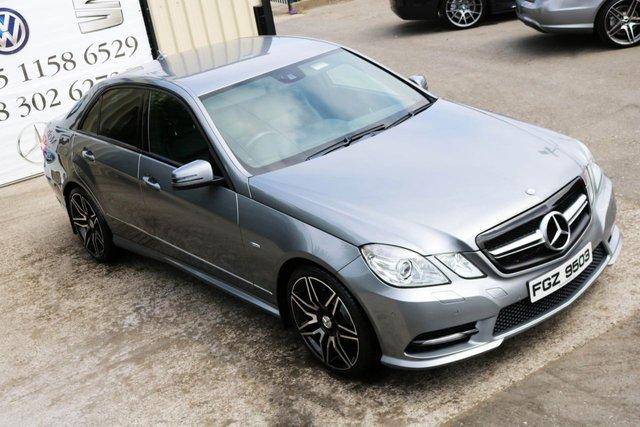 2012 MERCEDES-BENZ E-CLASS E250 CDI BLUEEFF SPORT ED125 AUTO 204 BHP *NIGHT EDITION SPEC* (FINANCE & WARRANTY)