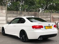USED 2009 59 BMW 3 SERIES 3.0 330D M SPORT HIGHLINE 2d 195 BHP 325D SUNROOF/XENON/19'' ALLOYS/PDC