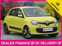 USED 2015 15 RENAULT TWINGO 1.0 PLAY SCE 5DR AIR CON CRUISE CONTROL BLUETOOTH £20 ROAD TAX