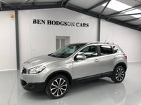 2012 NISSAN QASHQAI 1.6 N-TEC PLUS IS DCIS/S 5d 130 BHP £10000.00