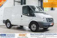 2011 FORD TRANSIT 2.2 280 ECONETIC LR 1d 115 BHP £5495.00