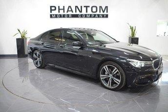 2016 BMW 7 SERIES 3.0 730D M SPORT 4d AUTO 261 BHP £36490.00